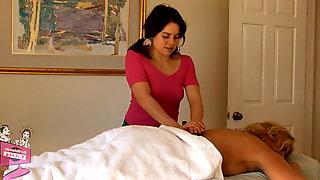 Emily Parker & Dana Devine in Lesbian Seductions #19, Scene #04
