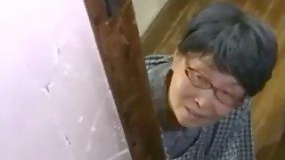 Shiori tsukada fucked by old man