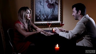 Femme fatale Mercedes Carrera is making adulate with hot blooded man