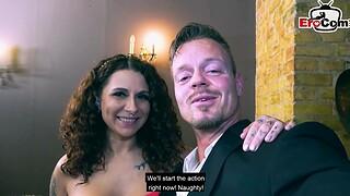 Real sexdate beside german fat boobs pierced milf