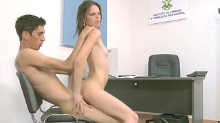 Rough fucking in doggy broadcast in the situation there Susana Melo